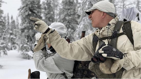 Sko dig rätt i vinter – Jaktmarker och Fiskevatten